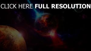 annihilation planète flux énergie