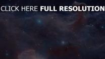 nébuleuse infini étoile merveilleux