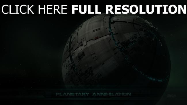 fond d'écran hd planète vaisseau spatial inscription