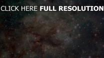 amas d'étoiles infini