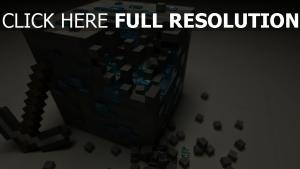cube grand mess