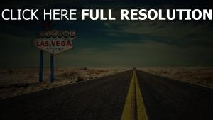 autoroute inscription las vegas desert