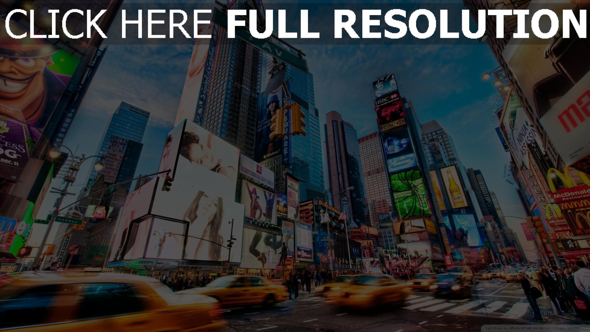 t l charger 1920x1080 full hd fond d 39 cran new york rue gratte ciel images et photos. Black Bedroom Furniture Sets. Home Design Ideas