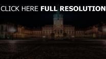 charlottenburg palace cour nuit vue de face