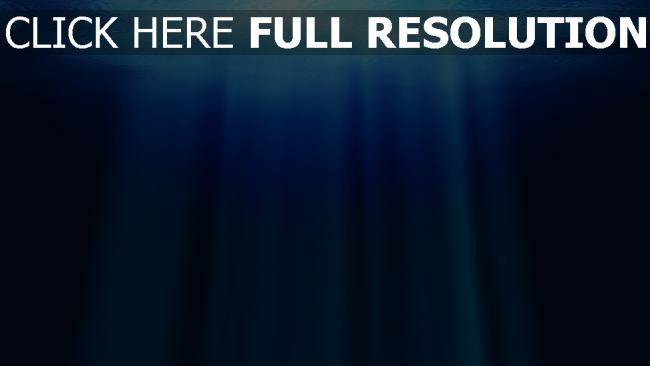 fond d'écran hd sous l'eau rayon océan