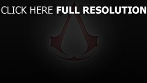 logo rouge assassin's creed