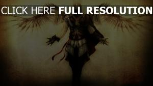 assassin's creed silhouette aile