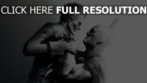 batman arkham-city combat joker