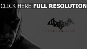 batman arkham city visage