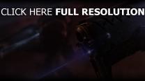 starcraft 2 fusil d'assaut visée laser