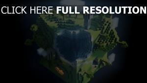 minecraft terre