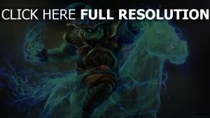 storm spirit cavalière dota 2