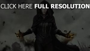 witcher 3 yennefer sort de magie enchanteresse