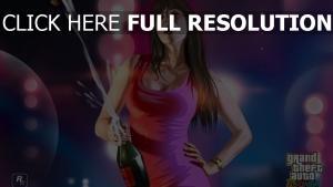 gta 5 robe champagne