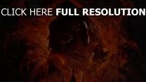 castlevania vampire feu art