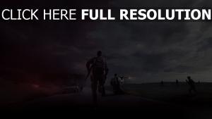 day-z fin du monde zombi tirer