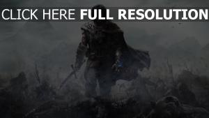 shadow of mordor talion champ de bataille