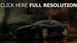 need for speed explosion poursuite
