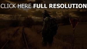 stalker nuageux zone abandoned vagabond