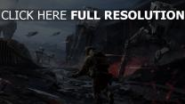 star wars battlefront combat ruines