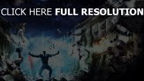star wars le pouvoir de la force sort de magie stormtrooper