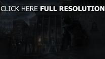 thief masque garrett mansion nuit