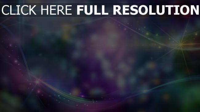 fond d'écran hd arrière-plan flou point lumiere