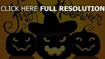 citrouille-lanterne inscription regard halloween